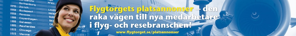 Flygtorgets platsannonser
